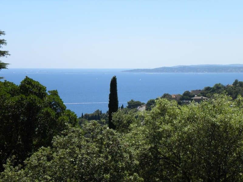 Vente de prestige maison / villa Les issambres 830000€ - Photo 1