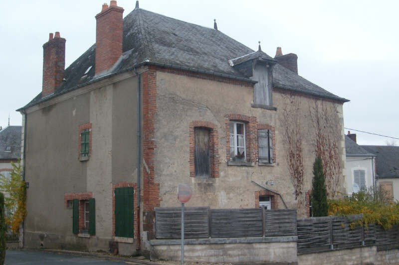Vente maison / villa La chapelle d angillon 143 500€ - Photo 2
