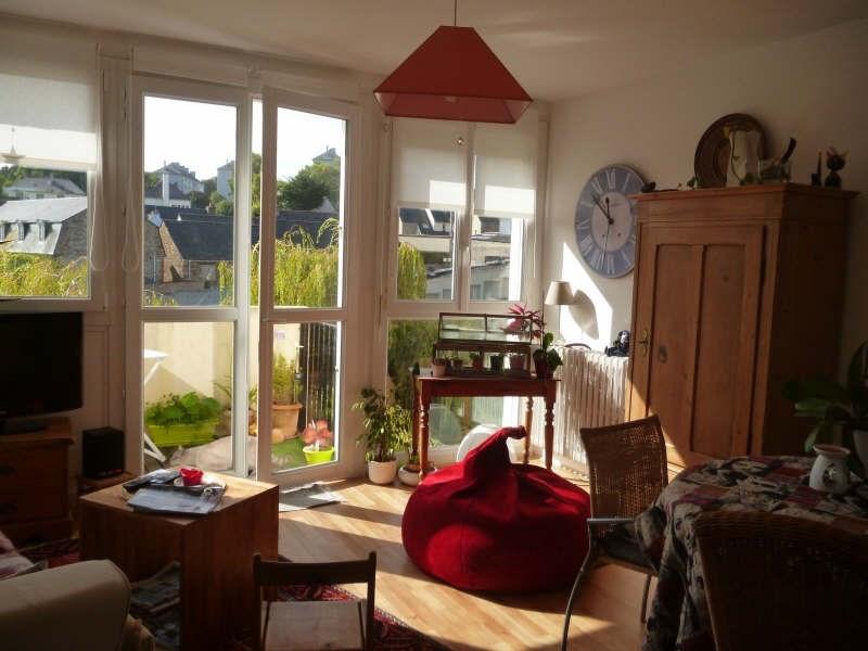 Vente appartement Lannion 110250€ - Photo 2
