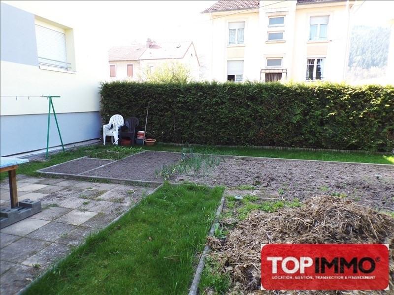 Vente maison / villa St die 133500€ - Photo 2