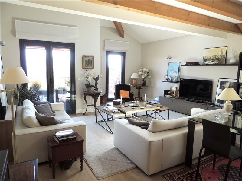 Vente de prestige appartement Prevessin-moens 690000€ - Photo 2