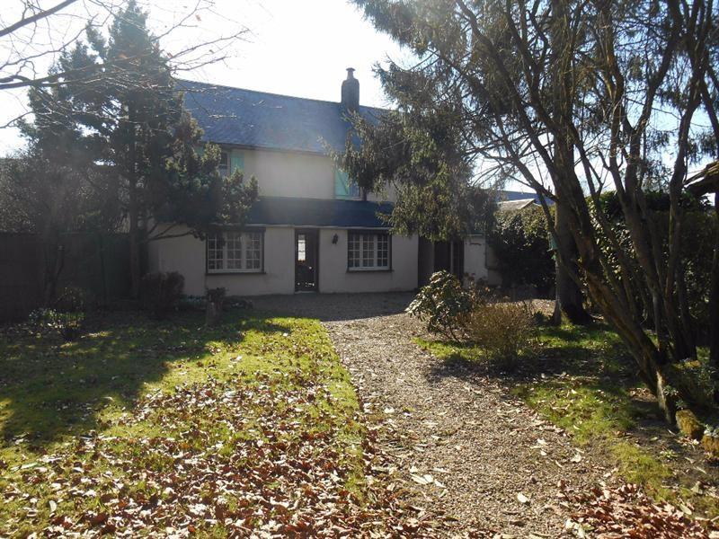 Sale house / villa Francastel 163000€ - Picture 2