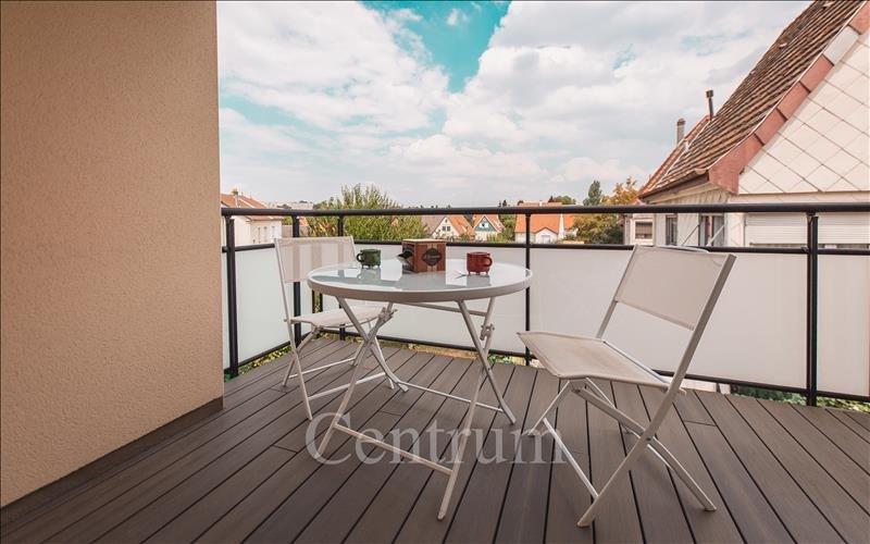 Verkoop  appartement Metz 190900€ - Foto 5