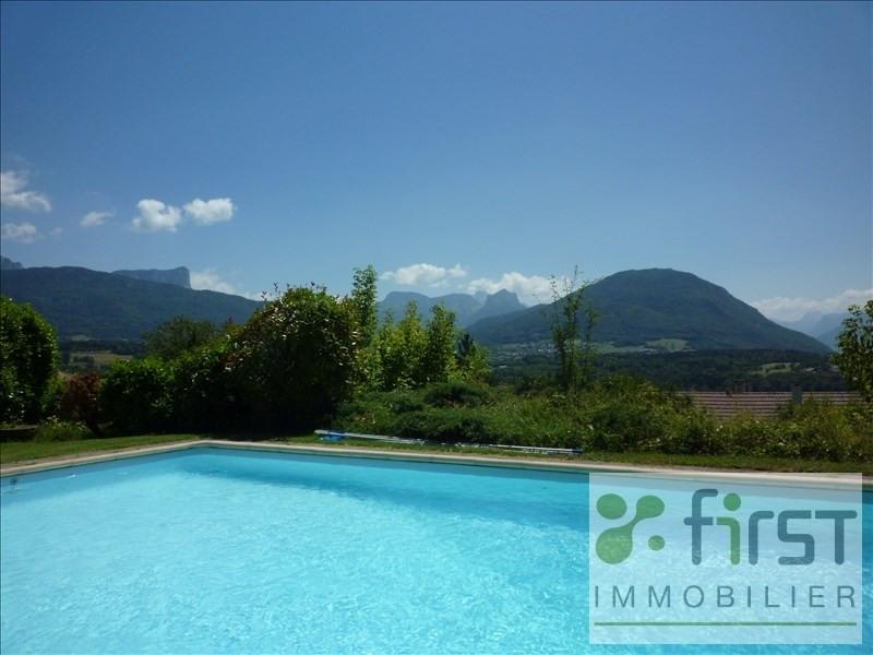Vente de prestige maison / villa Argonay 850000€ - Photo 1