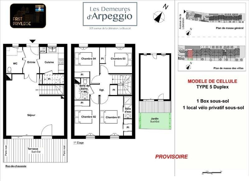 Vente de prestige maison / villa Le bouscat 650000€ - Photo 2