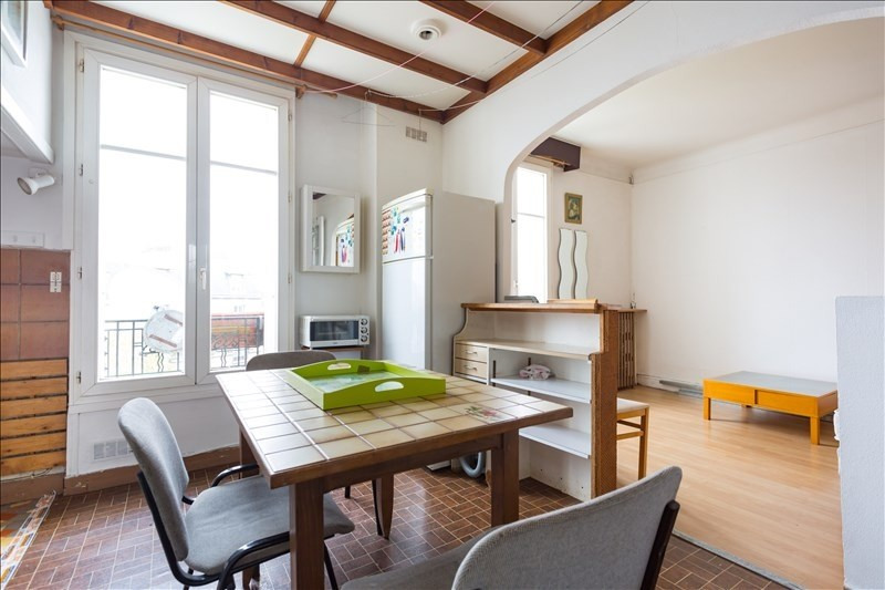 Sale apartment Colombes 129 000€ - Picture 1