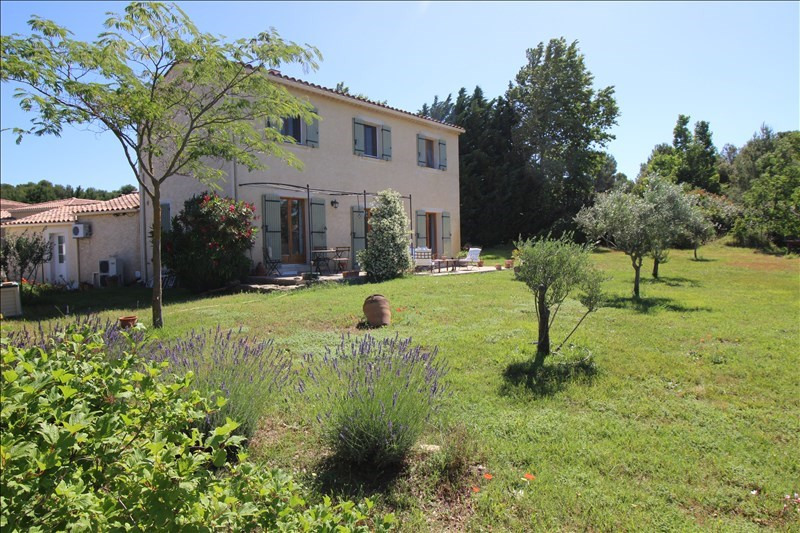 Vente maison / villa L isle sur la sorgue 443000€ - Photo 7