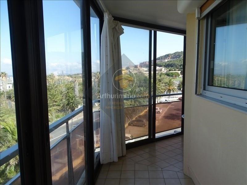 Vente appartement Sete 90000€ - Photo 1