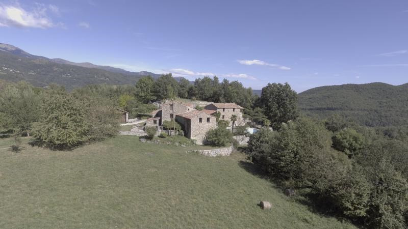 Venta de prestigio  casa Ceret 1349000€ - Fotografía 9