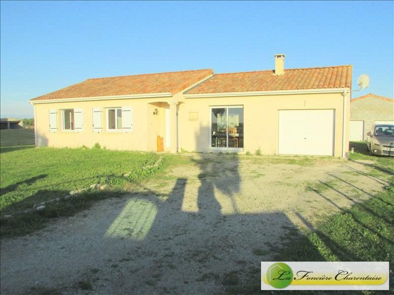Vente maison / villa Vervant 138000€ - Photo 1