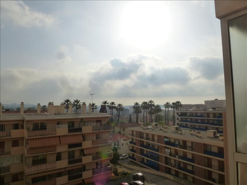 Sale apartment Le golfe juan 219 000€ - Picture 4