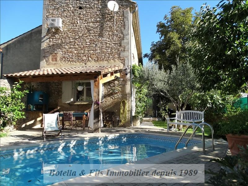 Vendita casa Bagnols sur ceze 315000€ - Fotografia 1