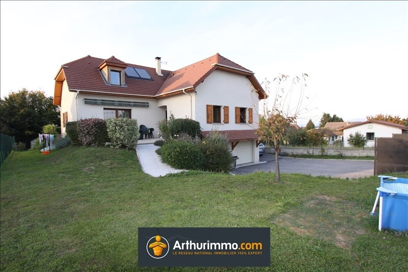 Sale house / villa Dolomieu 299 000€ - Picture 1