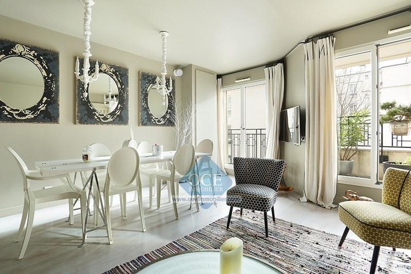 Deluxe sale apartment Paris 11ème 880000€ - Picture 9