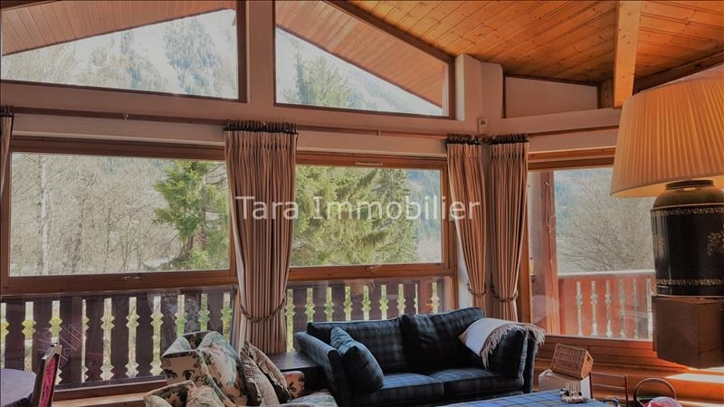 Vente de prestige appartement Chamonix mont blanc 1 100 000€ - Photo 5