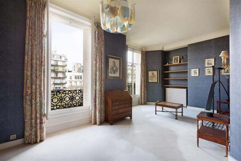 Venta de prestigio  apartamento Paris 16ème 3250000€ - Fotografía 13