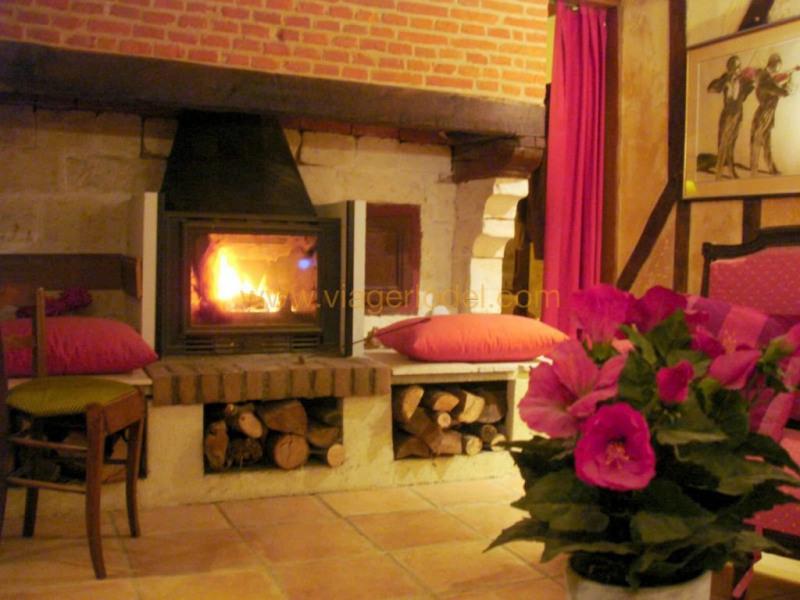 Life annuity house / villa Parfondeval 20000€ - Picture 6