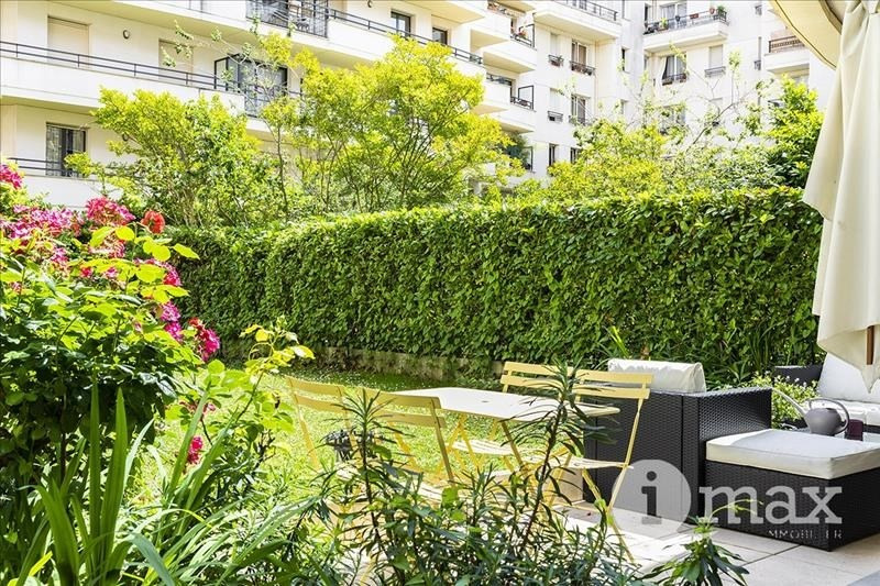 Vente de prestige appartement Levallois perret 1050000€ - Photo 1