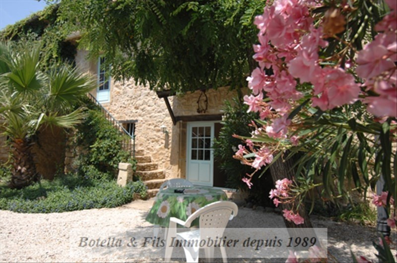 Verkauf von luxusobjekt haus Uzes 569000€ - Fotografie 1