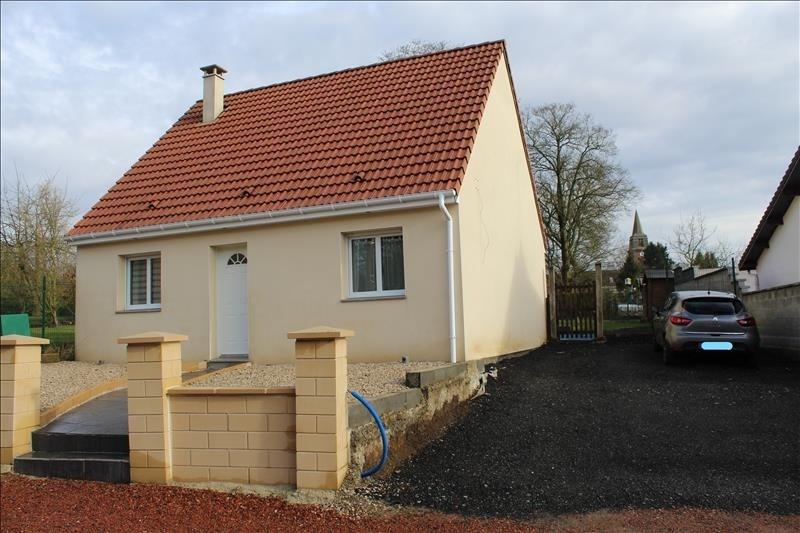 Vente maison / villa Bertincourt 146300€ - Photo 1