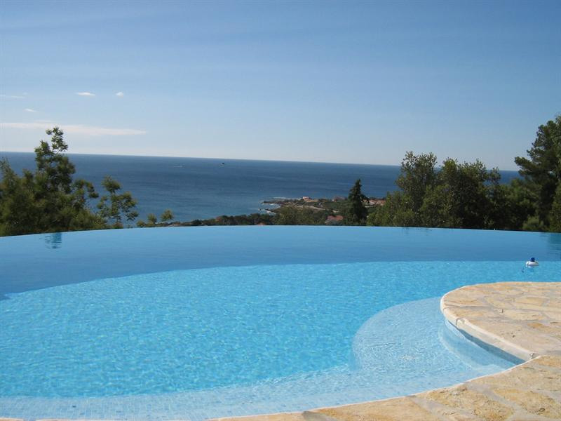 Vacation rental house / villa Les issambres 1 910€ - Picture 4