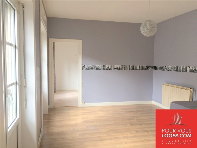 Rental apartment Boulogne sur mer 530€ CC - Picture 1