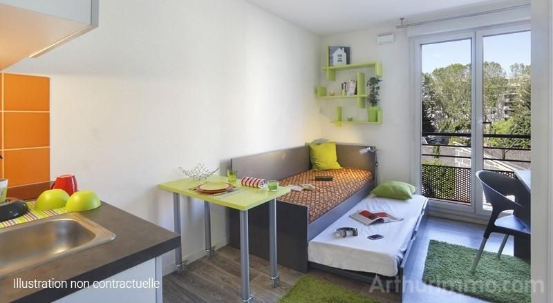 Vente appartement Montpellier 95616€ - Photo 2