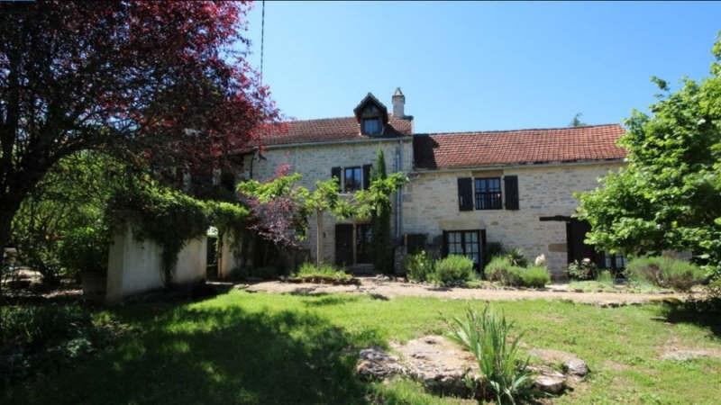 Vente de prestige maison / villa Loze 435000€ - Photo 1