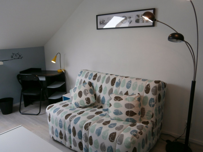 Rental apartment Fontainebleau 750€ CC - Picture 5