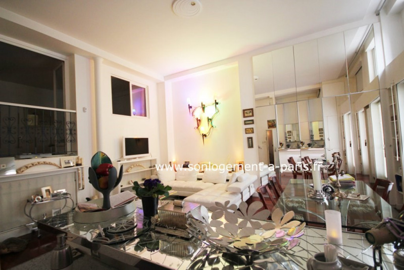 Sale loft/workshop/open plan Paris 10ème 1 850 000€ - Picture 1