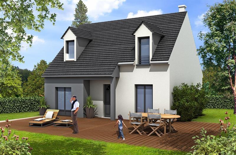 Maison  4 pièces + Terrain 450 m² Moissy-Cramayel par MAISONS BARILLEAU