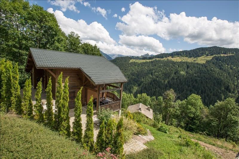 Deluxe sale house / villa La cote d arbroz 665000€ - Picture 1