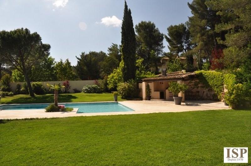 Vente de prestige maison / villa Les milles 1095000€ - Photo 4