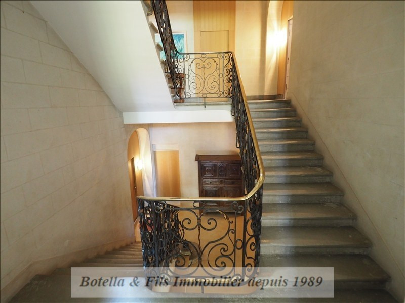 Deluxe sale chateau Uzes 889 000€ - Picture 7
