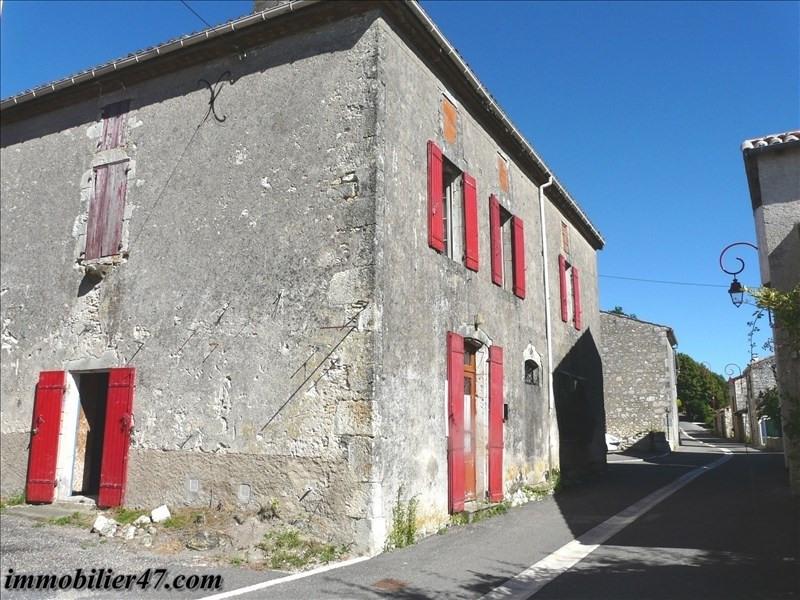 Vente maison / villa Ste livrade sur lot 46000€ - Photo 1