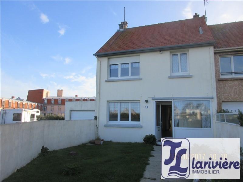 Sale house / villa Wimereux 193000€ - Picture 1