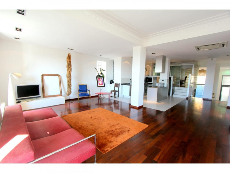 Deluxe sale apartment Nice 845000€ - Picture 1