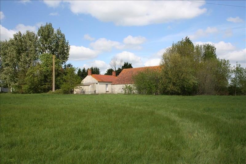 Vente maison / villa Soullans 132500€ - Photo 1