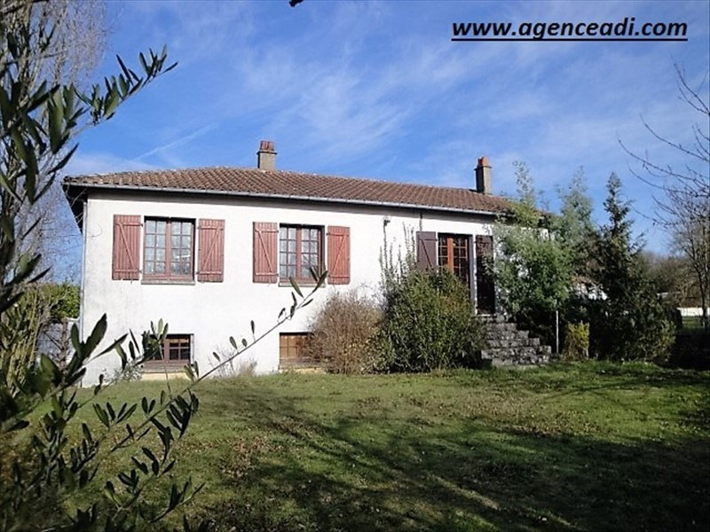 Vente maison / villa Thorigne 161 200€ - Photo 1