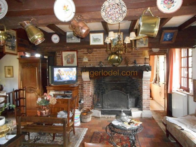Vendita nell' vitalizio di vita casa Martainville 190800€ - Fotografia 18