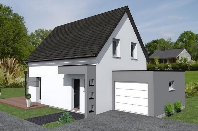 Maison  5 pièces + Terrain 320 m² Neuhaeusel par MAISONS HOME CONCEPTION