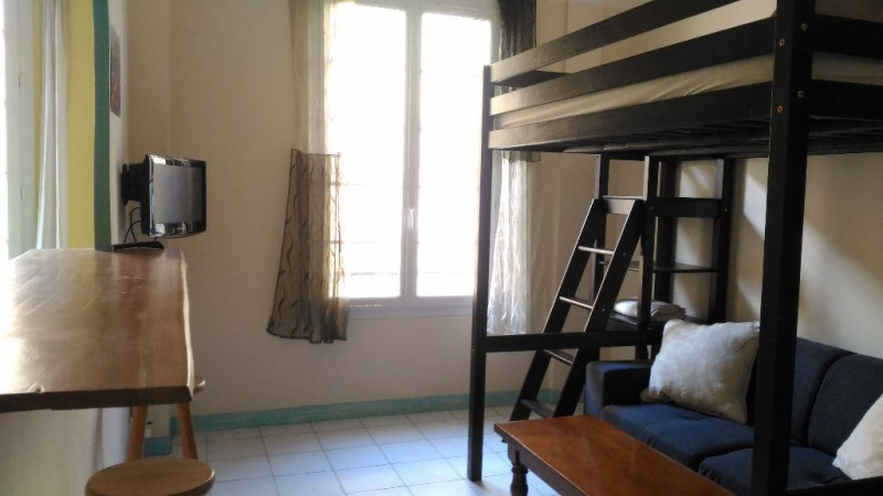 Rental apartment Nice 600€ CC - Picture 1