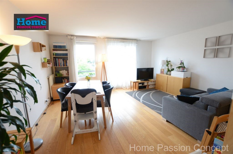 Vente appartement Suresnes 630 000€ - Photo 1