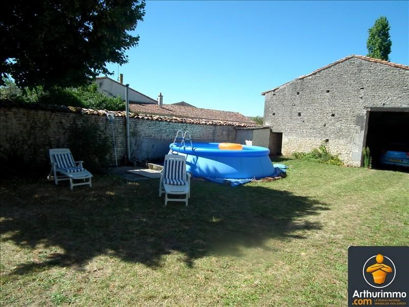 Sale house / villa Matha 91 800€ - Picture 2
