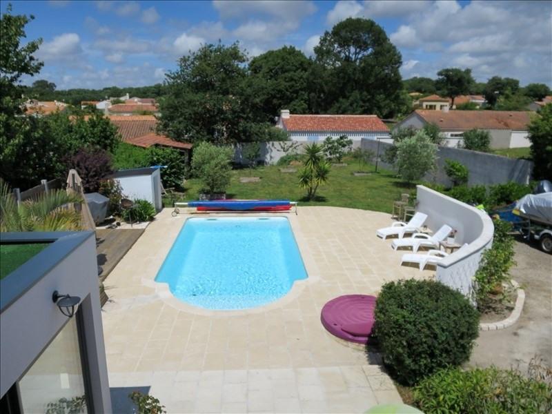 Vente maison / villa Chateau d olonne 402300€ - Photo 1