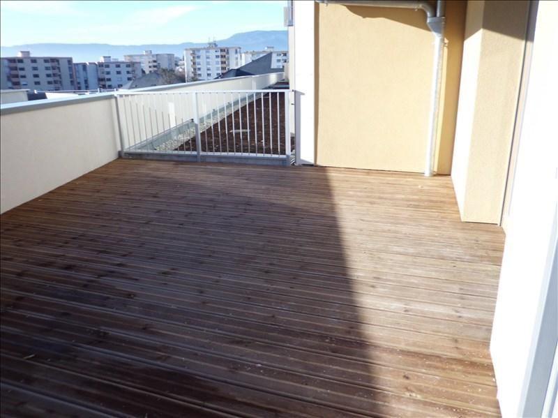 Rental apartment La ravoire 848€ CC - Picture 5