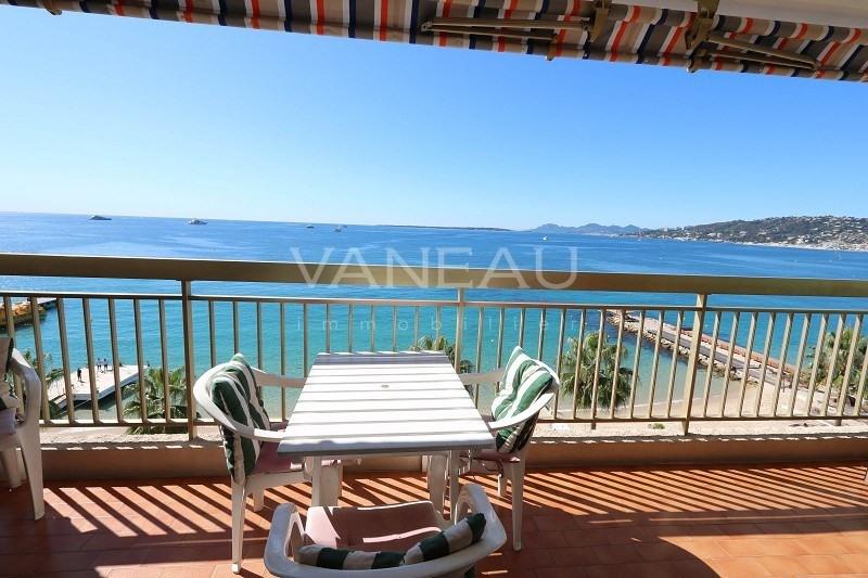 Vente appartement Juan-les-pins 424000€ - Photo 7