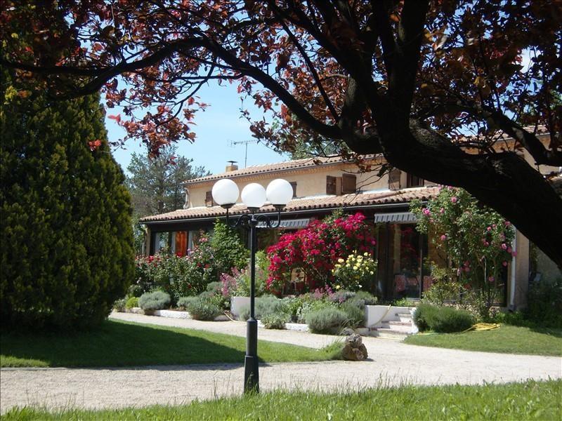 Vente maison / villa Le thor 405000€ - Photo 2