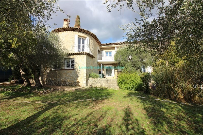 Vente de prestige maison / villa Peymeinade 649000€ - Photo 1