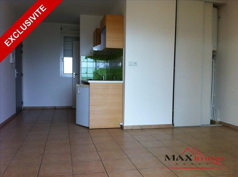 Vente appartement Sainte clotilde 49510€ - Photo 3